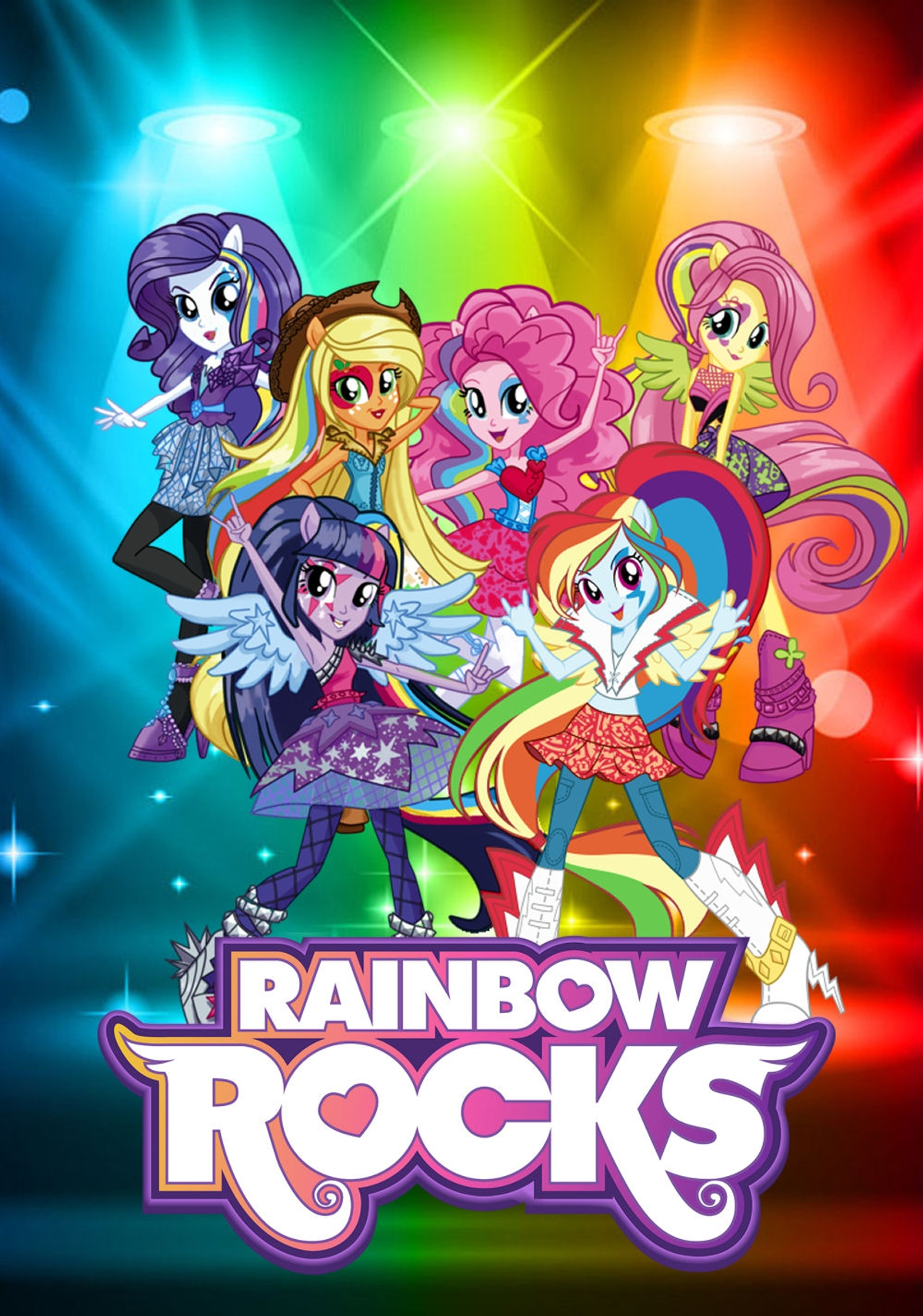 Pin by TW1L1GHT SP4RKL3 on Rarity ( EG ) | My little pony
