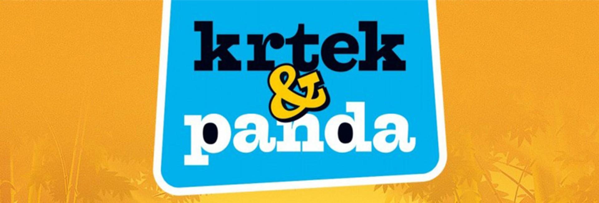 Krtko a panda