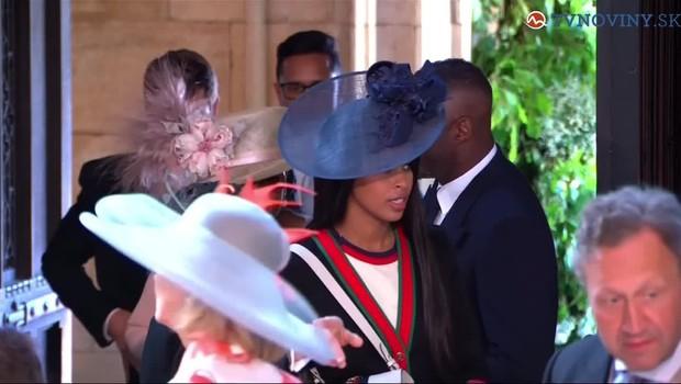 872a65112462 Príchody hostí na kráľovskú svadbu
